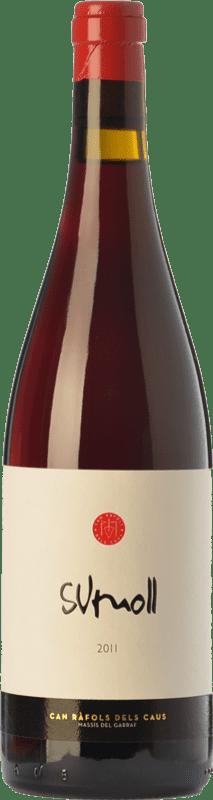 19,95 € | Red wine Can Ràfols Joven D.O. Penedès Catalonia Spain Sumoll Bottle 75 cl