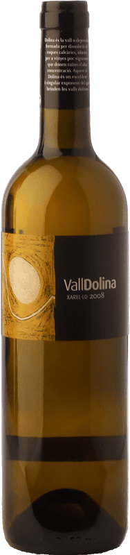 9,95 € | White wine Can Tutusaus Vall Dolina D.O. Penedès Catalonia Spain Xarel·lo Bottle 75 cl