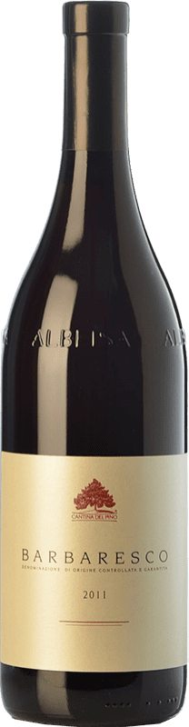44,95 € Free Shipping | Red wine Cantina del Pino D.O.C.G. Barbaresco Piemonte Italy Nebbiolo Bottle 75 cl