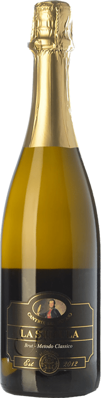 24,95 € Free Shipping   White sparkling Cantine del Notaio La Stipula Bianco Brut I.G.T. Vino Spumante di Qualità Italy Aglianico Bottle 75 cl