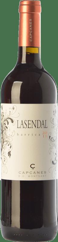 9,95 € Envío gratis | Vino tinto Capçanes Lasendal Garnatxa Joven D.O. Montsant Cataluña España Syrah, Garnacha Botella 75 cl