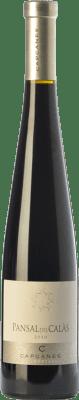24,95 € 免费送货 | 甜酒 Capçanes Pansal del Calàs D.O. Montsant 加泰罗尼亚 西班牙 Grenache, Carignan 半瓶 50 cl