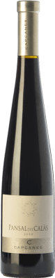 24,95 € Free Shipping | Sweet wine Capçanes Pansal del Calàs D.O. Montsant Catalonia Spain Grenache, Carignan Half Bottle 50 cl