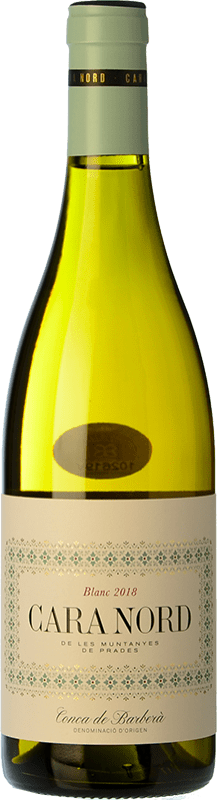 12,95 € | White wine Cara Nord Blanc D.O. Conca de Barberà Catalonia Spain Macabeo, Chardonnay, Albariño Bottle 75 cl