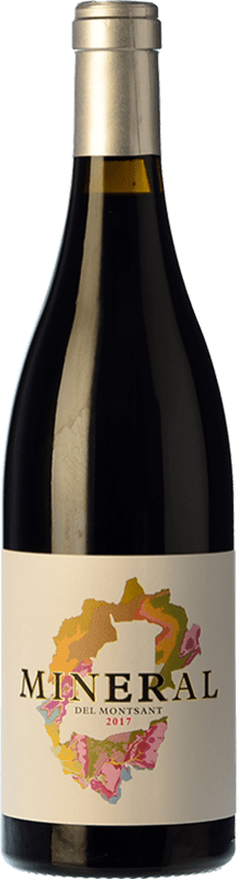 11,95 € | Red wine Cara Nord Mineral del Montsant Joven D.O. Montsant Catalonia Spain Grenache, Carignan Bottle 75 cl