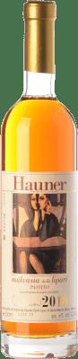 49,95 € Free Shipping | Sweet wine Hauner Passito Riserva Reserva D.O.C. Malvasia delle Lipari Sicily Italy Corinto, Malvasia delle Lipari Half Bottle 50 cl