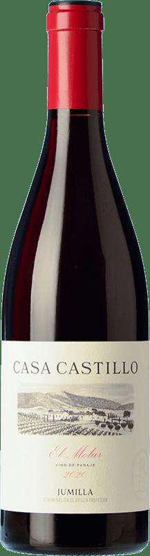 14,95 € 免费送货 | 红酒 Casa Castillo El Molar Crianza D.O. Jumilla 卡斯蒂利亚 - 拉曼恰 西班牙 Grenache 瓶子 75 cl