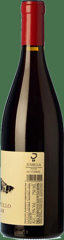 14,95 € Free Shipping | Red wine Casa Castillo El Molar Crianza D.O. Jumilla Castilla la Mancha Spain Grenache Bottle 75 cl