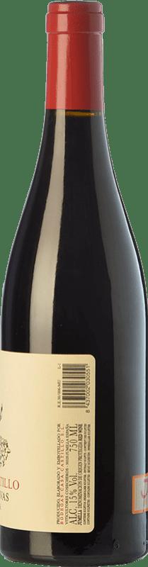 25,95 € Free Shipping   Red wine Casa Castillo Las Gravas Crianza D.O. Jumilla Castilla la Mancha Spain Syrah, Cabernet Sauvignon, Monastrell Bottle 75 cl