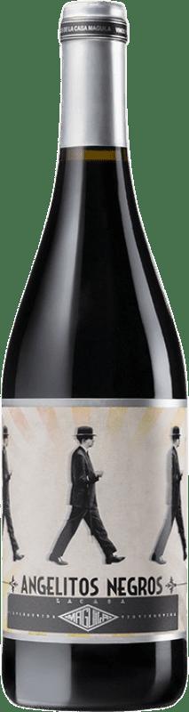11,95 € Free Shipping   Red wine Casa Maguila Angelitos Negros Joven D.O. Toro Castilla y León Spain Tinta de Toro Bottle 75 cl