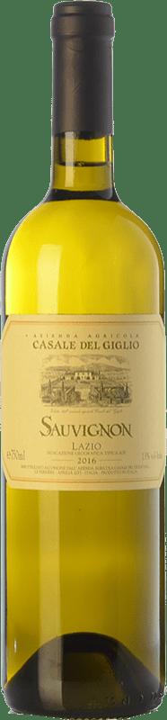 8,95 € Free Shipping | White wine Casale del Giglio I.G.T. Lazio Lazio Italy Sauvignon Bottle 75 cl