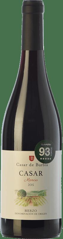 23,95 € | Red wine Casar de Burbia Joven D.O. Bierzo Castilla y León Spain Mencía Magnum Bottle 1,5 L