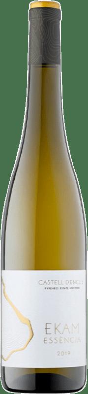 54,95 € | White wine Castell d'Encús Ekam Essència D.O. Costers del Segre Catalonia Spain Riesling Bottle 75 cl