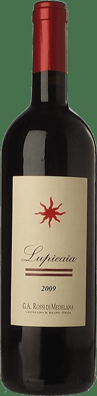 155,95 € | Red wine Castello del Terriccio Lupicaia I.G.T. Toscana Tuscany Italy Merlot, Cabernet Sauvignon, Petit Verdot Bottle 75 cl