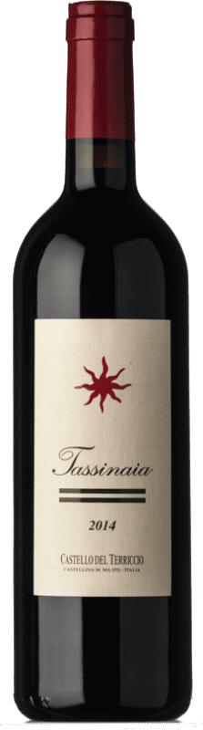 52,95 € | Red wine Castello del Terriccio Tassinaia I.G.T. Toscana Tuscany Italy Merlot, Cabernet Sauvignon, Sangiovese Bottle 75 cl