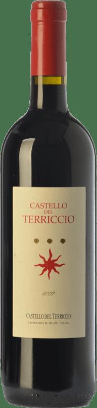 109,95 € | Red wine Castello del Terriccio 2010 I.G.T. Toscana Tuscany Italy Syrah, Petit Verdot Bottle 75 cl