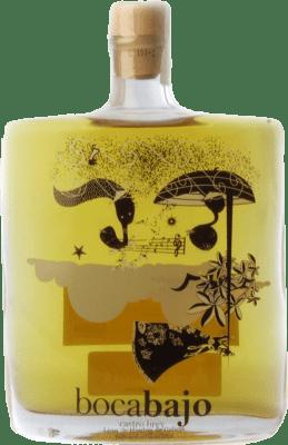 34,95 € Envío gratis | Licor de hierbas CastroBrey Bocabajo D.O. Orujo de Galicia Galicia España Media Botella 50 cl
