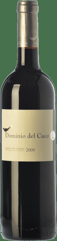 16,95 € Free Shipping | Red wine Centum Cadus Dominio del Cuco Crianza D.O. Ribera del Duero Castilla y León Spain Tempranillo Bottle 75 cl