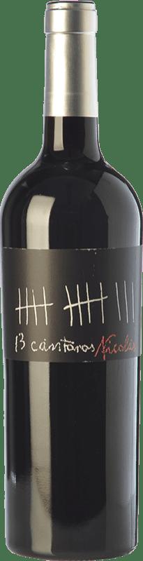 9,95 € Envoi gratuit   Vin rouge César Príncipe 13 Cántaros Nicolás Joven D.O. Cigales Castille et Leon Espagne Tempranillo Bouteille 75 cl