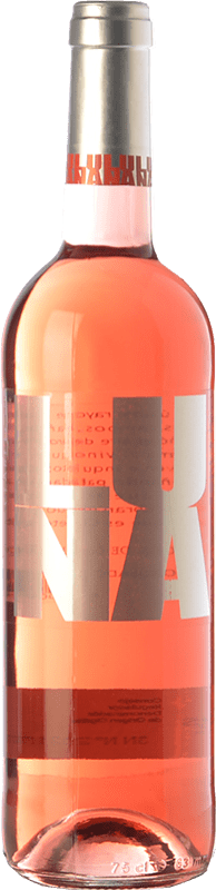 7,95 € Envío gratis | Vino rosado César Príncipe Clarete de Luna Joven D.O. Cigales Castilla y León España Tempranillo, Garnacha, Albillo, Verdejo Botella 75 cl