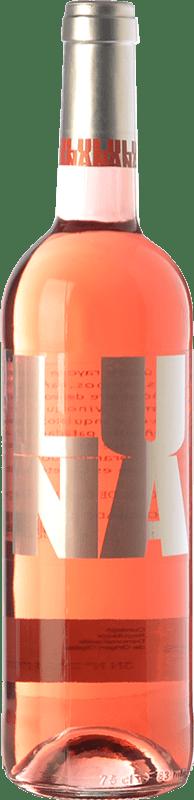 7,95 € Spedizione Gratuita | Vino rosato César Príncipe Clarete de Luna Joven D.O. Cigales Castilla y León Spagna Tempranillo, Grenache, Albillo, Verdejo Bottiglia 75 cl