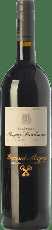 159,95 € | Red wine Château Fombrauge Magrez A.O.C. Saint-Émilion Grand Cru Bordeaux France Merlot, Cabernet Franc Bottle 75 cl