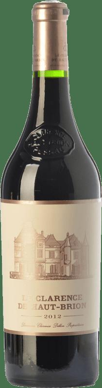 209,95 € | Red wine Château Haut-Brion Le Clarence Crianza A.O.C. Pessac-Léognan Bordeaux France Merlot, Cabernet Sauvignon, Cabernet Franc, Petit Verdot Bottle 75 cl