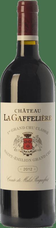 69,95 € Free Shipping | Red wine Château La Gaffelière Crianza A.O.C. Saint-Émilion Grand Cru Bordeaux France Merlot, Cabernet Franc Bottle 75 cl