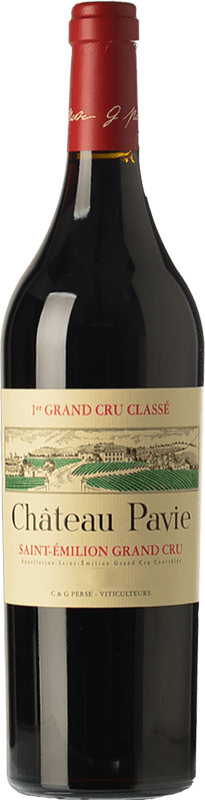 563,95 € Free Shipping | Red wine Château Pavie Reserva A.O.C. Saint-Émilion Grand Cru Bordeaux France Merlot, Cabernet Sauvignon, Cabernet Franc Bottle 75 cl