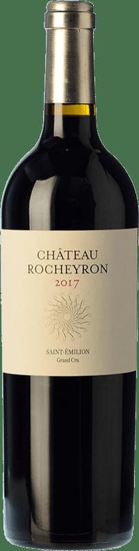 162,95 € Free Shipping | Red wine Château Rocheyron Crianza A.O.C. Saint-Émilion Grand Cru Bordeaux France Merlot, Cabernet Franc Bottle 75 cl