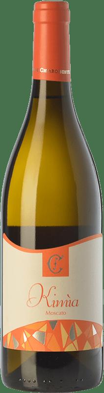 14,95 € Free Shipping | White wine Chiaromonte Moscato Kimìa I.G.T. Puglia Puglia Italy Muscatel White Bottle 75 cl