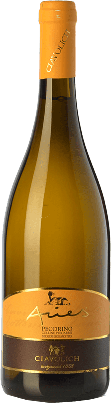 14,95 € | White wine Ciavolich Aries I.G.T. Colline Pescaresi Abruzzo Italy Pecorino Bottle 75 cl
