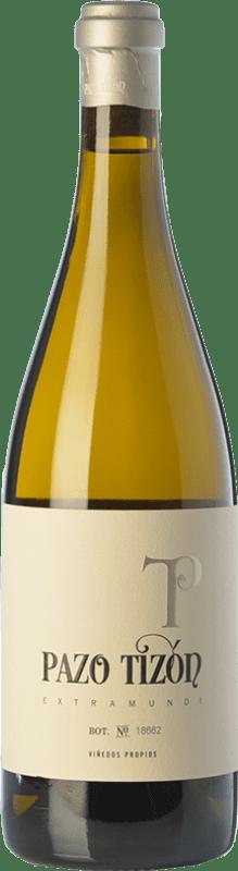 13,95 € Free Shipping | White wine Cillar de Silos Pazo Tizón D.O. Ribeiro Galicia Spain Loureiro, Treixadura, Albariño Bottle 75 cl