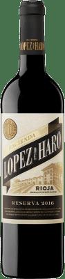 Classica Hacienda López de Haro Rioja Crianza 1,5 L
