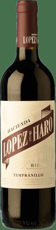 6,95 € Envoi gratuit   Vin rouge Classica Hacienda López de Haro Joven D.O.Ca. Rioja La Rioja Espagne Tempranillo Bouteille 75 cl