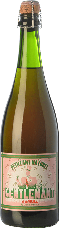 19,95 € | White sparkling Clos Lentiscus Gentlemant Spain Sumoll Bottle 75 cl