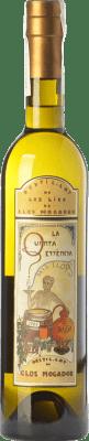 169,95 € Envío gratis | Orujo Clos Mogador La Quinta Essència dels Llops Destil·lat de Lies Cataluña España Media Botella 50 cl