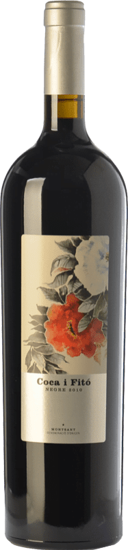 29,95 € Free Shipping | Red wine Coca i Fitó Crianza D.O. Montsant Catalonia Spain Syrah, Grenache, Carignan Magnum Bottle 1,5 L