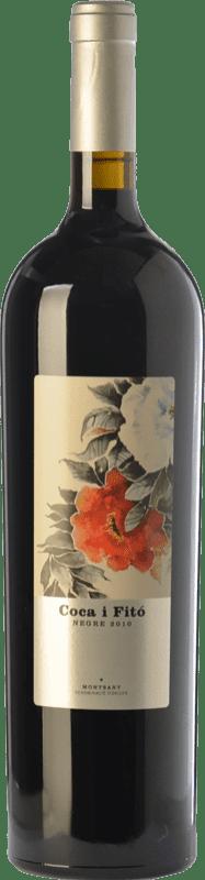 29,95 € Envío gratis | Vino tinto Coca i Fitó Crianza D.O. Montsant Cataluña España Syrah, Garnacha, Cariñena Botella Mágnum 1,5 L