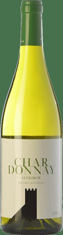 12,95 € Free Shipping | White wine Colterenzio Altkirch D.O.C. Alto Adige Trentino-Alto Adige Italy Chardonnay Bottle 75 cl