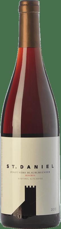 21,95 € Free Shipping | Red wine Colterenzio Pinot Nero St. Daniel Riserva Reserva D.O.C. Alto Adige Trentino-Alto Adige Italy Pinot Black Bottle 75 cl