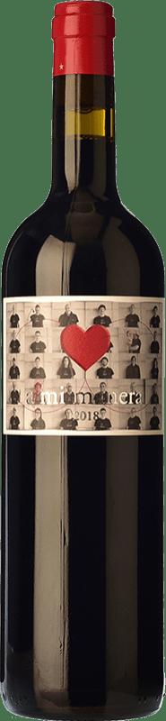 19,95 € Envío gratis | Vino tinto Contador A Mi Manera Joven D.O.Ca. Rioja La Rioja España Tempranillo Botella 75 cl