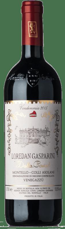 27,95 € Free Shipping   Red wine Loredan Gasparini della Casa D.O.C. Montello e Colli Asolani Veneto Italy Merlot, Cabernet Sauvignon, Cabernet Franc, Malbec Bottle 75 cl