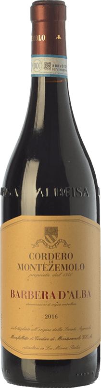 17,95 € | Red wine Cordero di Montezemolo D.O.C. Barbera d'Alba Piemonte Italy Barbera Bottle 75 cl