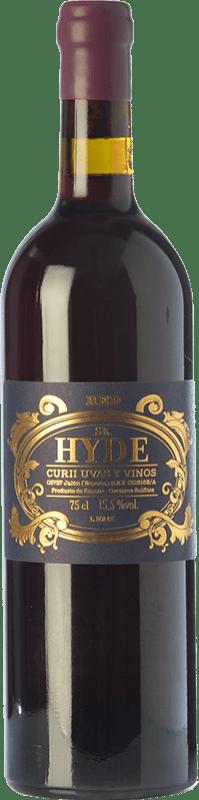 45,95 € Free Shipping | Red wine Curii Sr. Hyde Joven D.O. Alicante Valencian Community Spain Grenache Bottle 75 cl