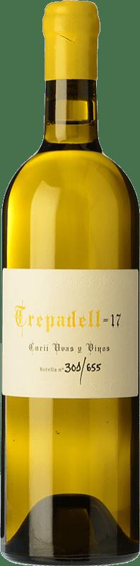 18,95 € Free Shipping | White wine Curii Trepadell Crianza D.O. Alicante Valencian Community Spain Trapadell Bottle 75 cl