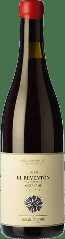 76,95 € 免费送货 | 红酒 Landi El Reventón Crianza I.G.P. Vino de la Tierra de Castilla y León 卡斯蒂利亚莱昂 西班牙 Grenache 瓶子 75 cl
