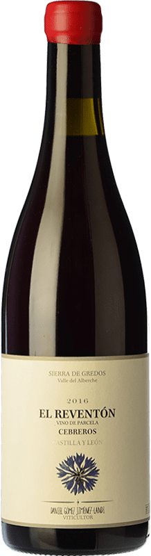 76,95 € Free Shipping | Red wine Landi El Reventón Crianza I.G.P. Vino de la Tierra de Castilla y León Castilla y León Spain Grenache Bottle 75 cl