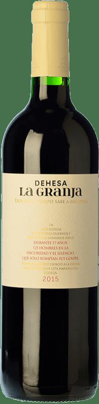 11,95 € Free Shipping | Red wine Dehesa La Granja Reserva I.G.P. Vino de la Tierra de Castilla y León Castilla y León Spain Tempranillo Bottle 75 cl