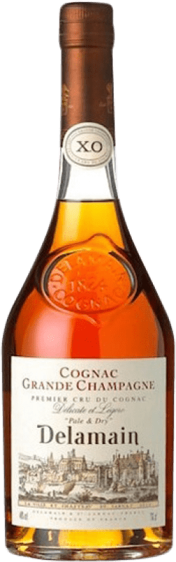 88,95 € Free Shipping | Cognac Delamain Pale & Dry X.O. Extra Old A.O.C. Cognac France Bottle 70 cl